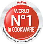 Tefal world number one in cookware
