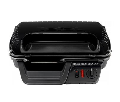 Contactgrill ultra compact 600 black tefal gc3058 - Grill viande ultra compact tefal ...