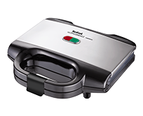 Ultracompact SM1552 tosti-ijzer