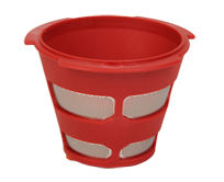 Rood coulisfilter SS-1530000008