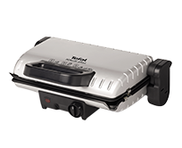 Minute Grill Silver GC2050 contactgrill