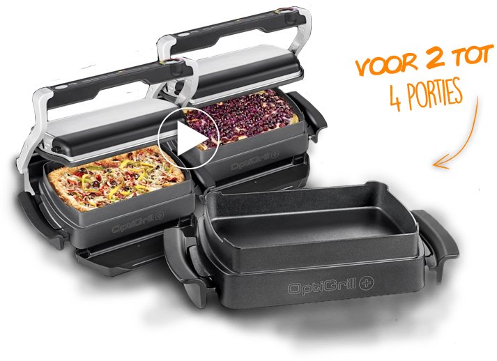 Optigrill | voor 2 tot 4 porties